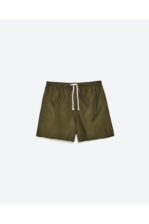 Men Swimwear - Zara BASIC SWIMWEAR - Available in more colours