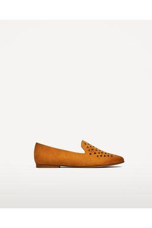 buy zara flat shoes for women online fashiolacouk