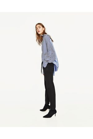 4551d9b6284e1 Zara the shop women's trousers, compare prices and buy online
