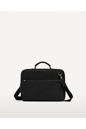 Men Laptop & Business Bags - Zara SMART DOUBLE ZIP BRIEFCASE - Available in more colours