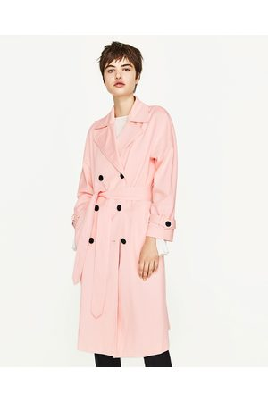 exclusive deals get cheap a great variety of models Buy Zara Trench Coats for Women Online | FASHIOLA.co.uk ...