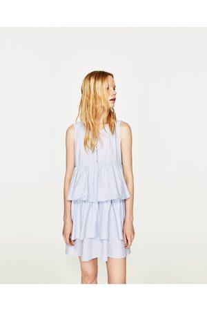 94ec43f586ba2 Zara collection look women s sleeveless dresses