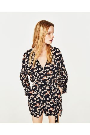 cfedf76ad64 Buy Zara Jumpsuits   Playsuits for Women Online