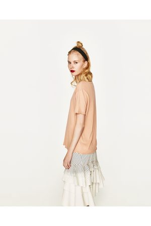 Women T-shirts - Zara Available in more colours