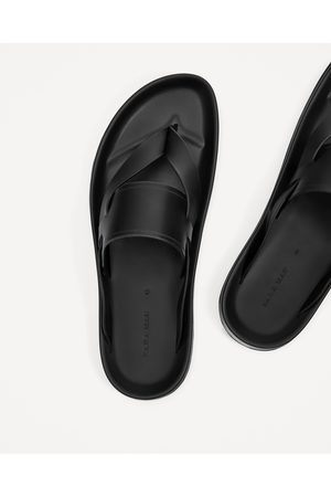 Men Sandals - Zara BASIC SANDALS