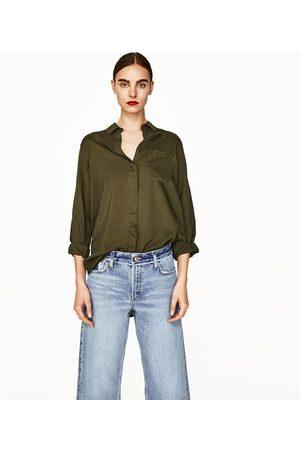 oversized blouse dames