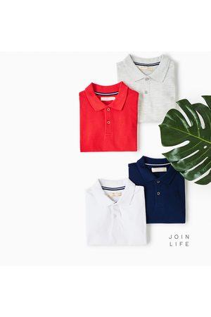 Polo Shirts - Zara BASIC PIQUÉ POLO SHIRT - Available in more colours
