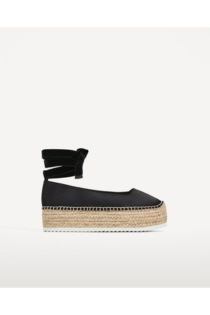 cc90a88fb5 Zara online shop uk women's espadrilles, compare prices and buy online