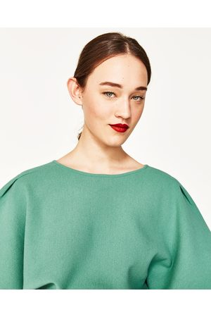 Women Jumpers & Sweaters - Zara KIMONO SLEEVE SWEATER - Available in more colours