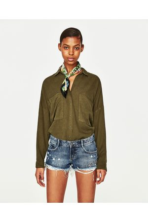 ff27570ed4 Buy Zara Shorts for Women Online | FASHIOLA.co.uk | Compare & buy