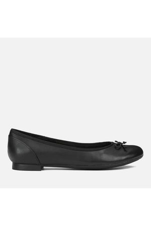 Clarks Women's Couture Leather Ballet Flats