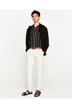 Men Chinos - Zara CHINO TROUSERS - Available in more colours