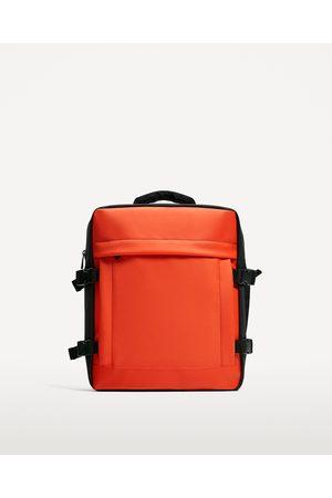 Men Rucksacks - Zara RUBBER BACKPACK - Available in more colours