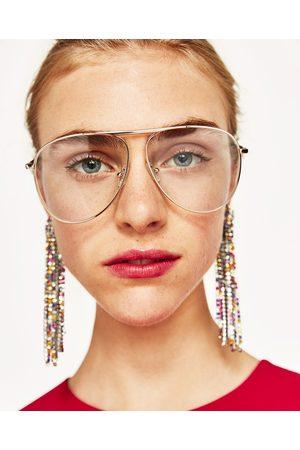 Women Sunglasses - Zara AVIATOR GLASSES