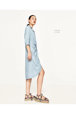 678dcf86a08 Zara knot women s clothing