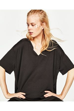 d5c7be29 Zara v neck t women's t-shirts, compare prices and buy online