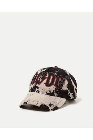 Men Caps - Zara ACDC CAP