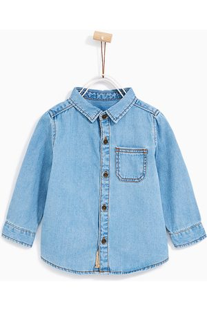 Boys Denim - Zara DENIM SHIRT