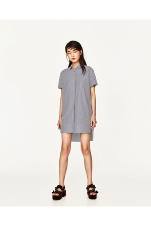 dbc63a18b86 Zara shirt dress women s casual dresses