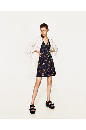 30da2fff Zara dress floral women's dresses, compare prices and buy online