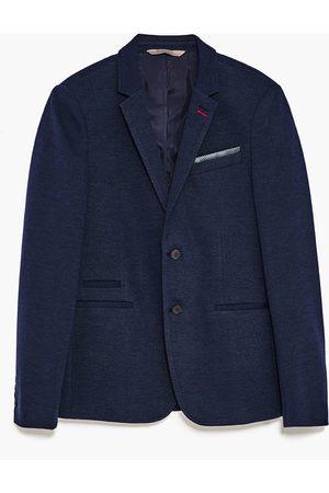 Men Blazers - Zara BASIC BLAZER - Available in more colours