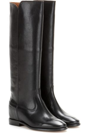 Isabel Marant Chess leather boots