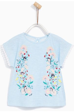 544760aec Zara girls' t-shirts, compare prices and buy online