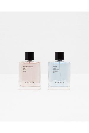 Men Fragrances - Zara SAN FRANCISCO 250 POST STREET SEOUL 532-8 SINSA DONG