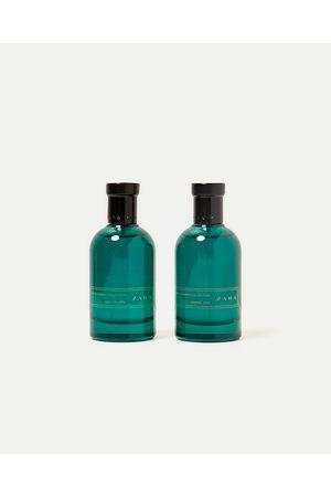 Men Fragrances - Zara #MIDSUMMER DEEP FOUGÈRE 100ML + #MIDSUMMER ORANGE ZEST 100ML