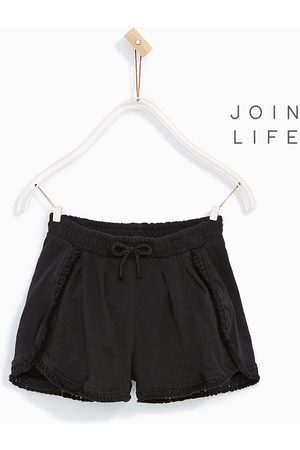 Girls Shorts - Zara FRINGED SHORTS - Available in more colours