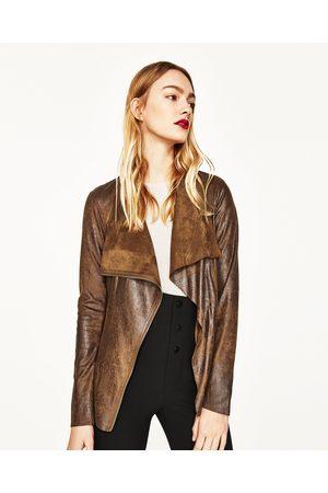 ca5e75d9cb888b Zara biker women's coats & jackets, compare prices and buy online