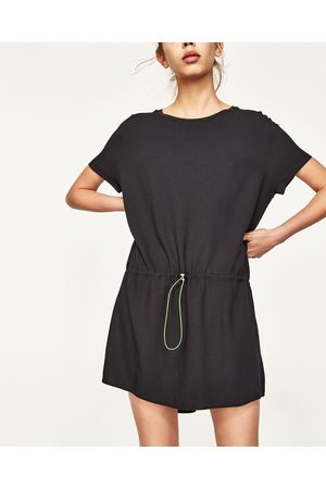 Women Tunics - Zara TUNIC WITH HIP DETAIL - Available in more colours