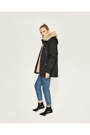 d4f49f2b9a PARKA STYLE COAT - Available in more colours
