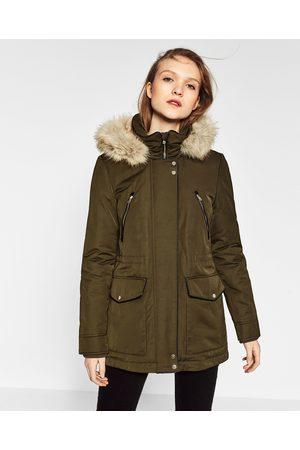 25907984 PARKA STYLE COAT - Available in more colours