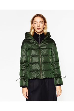Zara Hood Women S Coats Jackets Compare Prices And Buy Online