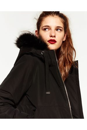 7bd6a746 Zara winter coat women's parkas, compare prices and buy online