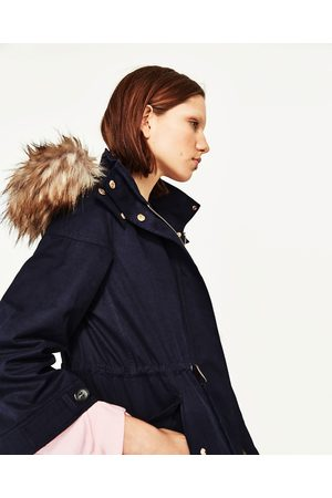 7fb76d118bf87 Buy Zara Parkas for Women Online