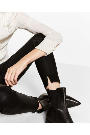 9fcab108 Faux leggings Leather Trousers for Women, compare prices and buy online