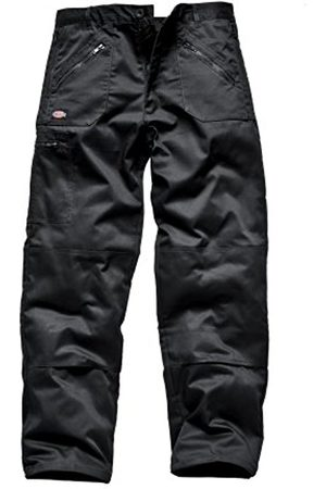 "Men Trousers - Dickies WD814 BK 40T Size 114 ""Redhawk Action"" Trousers"