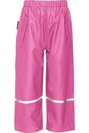 Girls Rainwear - Playshoes Rain Waterproofs Easy Fit Girl's Trousers