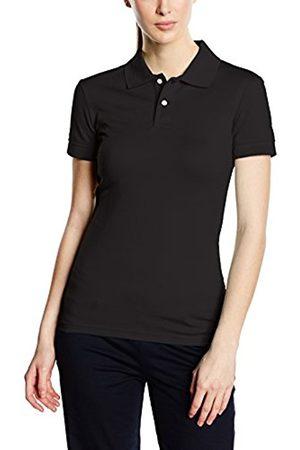 Women Polo Shirts - Trigema Women's Damen Polo-shirt Elast. Piqué Polo Shirt