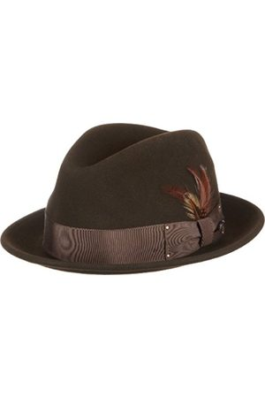 Hats - Of Hollywood Unisex Hat - - Braun ( ) - Small (Brand size: M)