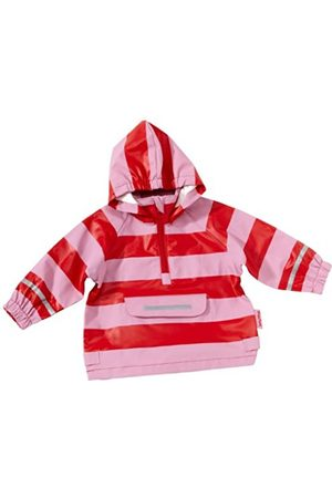 Boys Rainwear - Playshoes Poncho Stripes Boy's Rain Coat 2-3 years