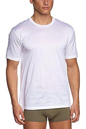 Men Short sleeves - Hanro Men's short sleeve shirt - cotton sporty
