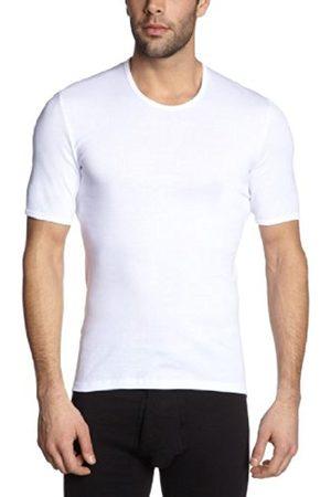 Men Short Sleeve - Schiesser Men's Short Sleeve Vest - - 4