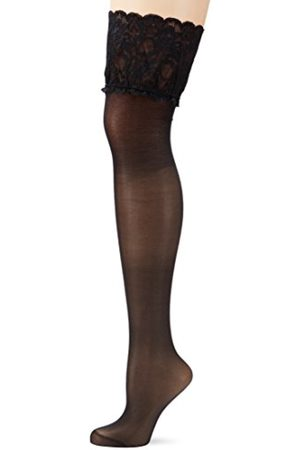 Women Accessories - Women's Bali 20 DEN Suspender Stockings