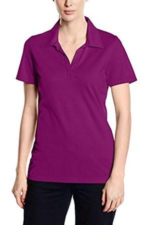 Women Polo Shirts - Trigema Women's Short Sleeve Polo Shirt - - XX-Large