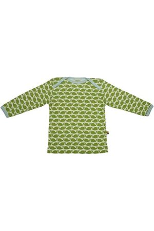 Long Sleeve - Organic Cotton Long Sleeve Shirt (Moss