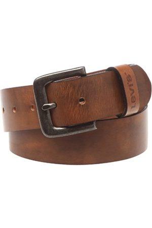 Belts - Levi's Unisex Stinson Belt, Beige (Medium )