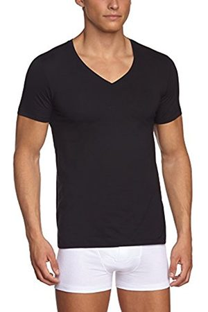 Men Short Sleeve - Hanro Men's Cotton Superior V-Neck Shirt
